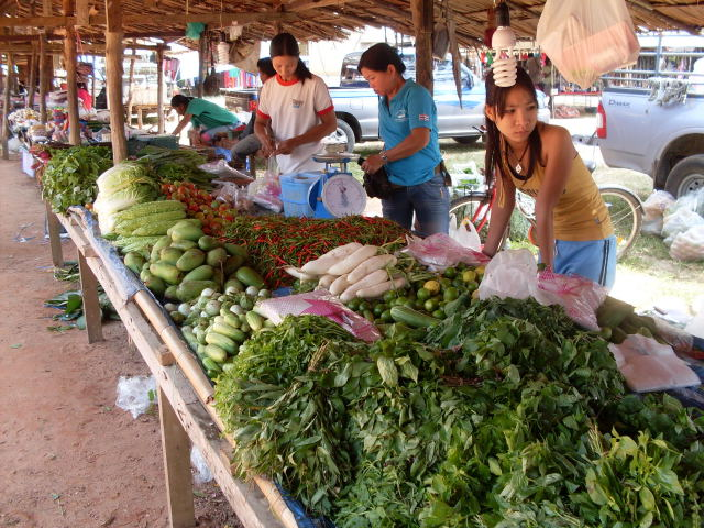 Na tajskim targu